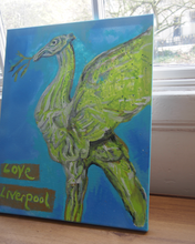 Load image into Gallery viewer, Pressed Gang Love Liverpool Liverbird - Pressed Gang