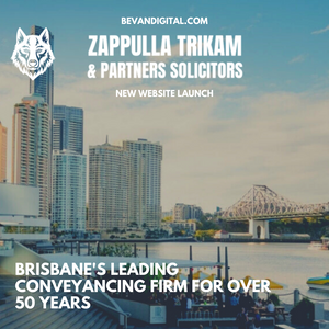 ZTP Legal New Website Launch