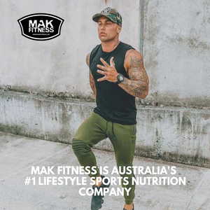 MAK Fitness New Website Launch