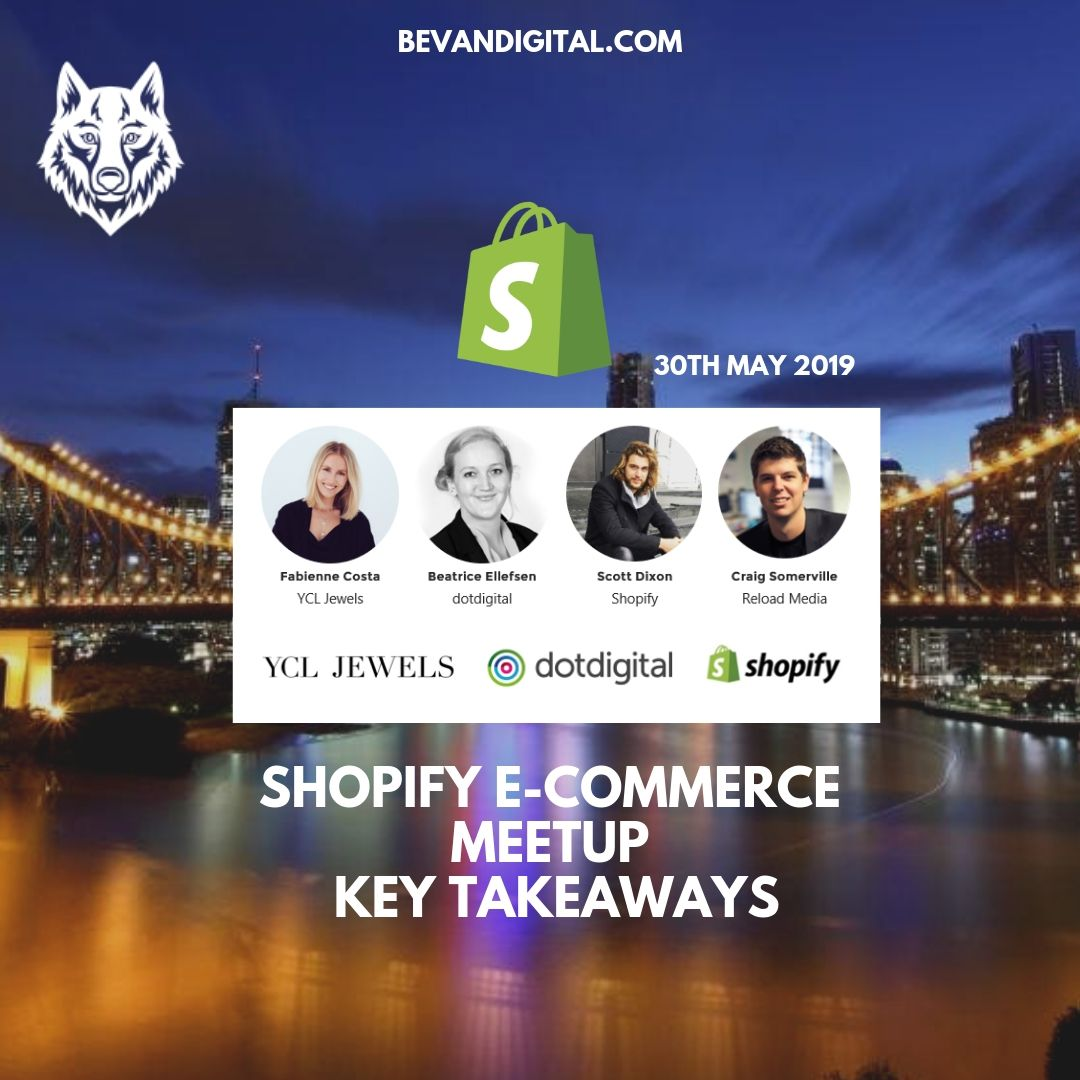 Shopify Meetup 2019 - Creating a Customer-Centric Experience for Ecommerce