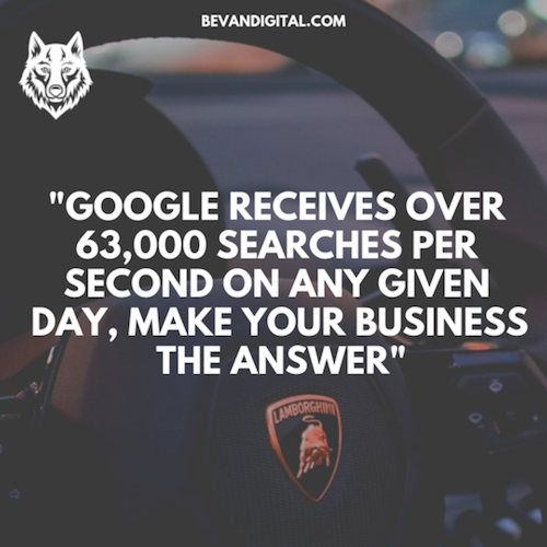 Google Receives Over 63,000 Searches per Day