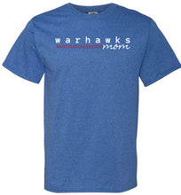 Load image into Gallery viewer, Warhawks Mom T-Shirt