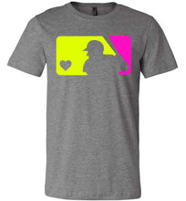 Load image into Gallery viewer, Custom Colors Love Baseball Love Tee