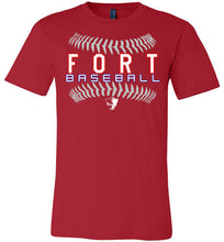 Load image into Gallery viewer, Fort Baseball Seams Tee