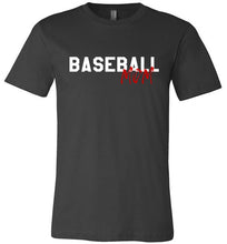 Load image into Gallery viewer, Baseball Mom Tee