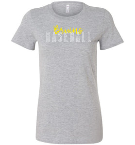 Bruins Baseball Ladies Tee