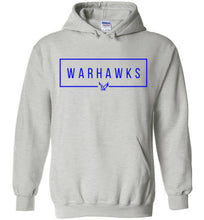 Load image into Gallery viewer, Warhawks Rectangle Hoodie