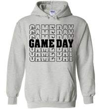 Load image into Gallery viewer, Game Day Design- Available on Our Tees and Sweatshirts!