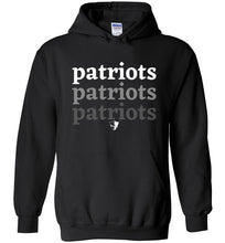 Load image into Gallery viewer, Patriots Ombre Hoodie