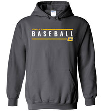 Load image into Gallery viewer, Canes Baseball Lines Hoodie