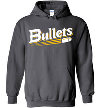 Load image into Gallery viewer, Bullets Baseball Logo Hoodie