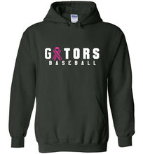 Load image into Gallery viewer, Gators Baseball BC Awareness Hoodie