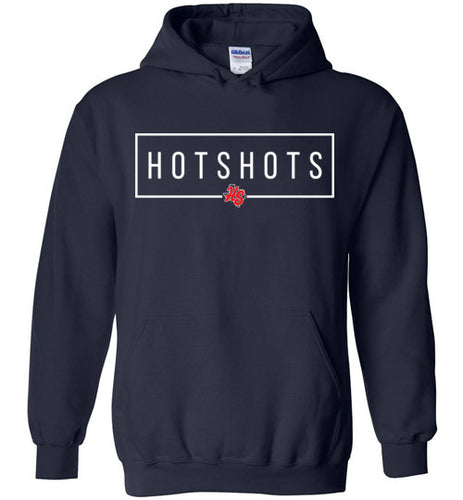 Hot Shots Rectangle Hoodie