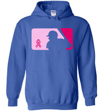 Load image into Gallery viewer, Love Baseball Pink Edition Hoodie