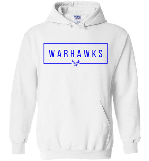 Warhawks Rectangle Hoodie