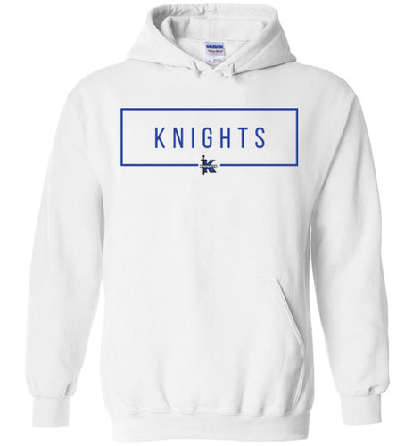 Knights Rectangle Hoodie