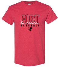Load image into Gallery viewer, Fort Dorchester Script Tee