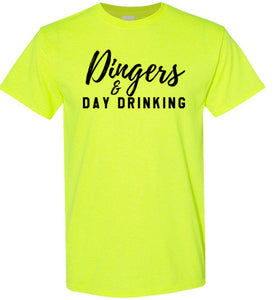 Dingers & Day Drinking Tee