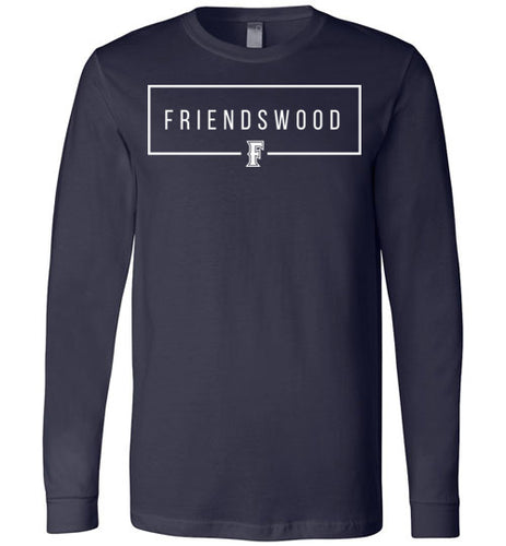 Friendswood Rectangle LS Tee