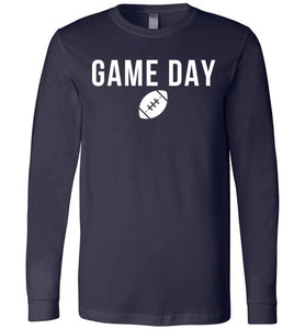 Game Day LS Tee