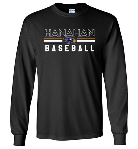 Hanahan Baseball Long Sleeve Tee