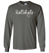 Load image into Gallery viewer, HotShots Script LS Tee