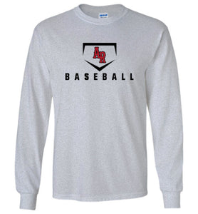 AR Baseball Long Sleeve Tee