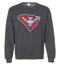 Load image into Gallery viewer, East Coast Bombers Logo Crewneck