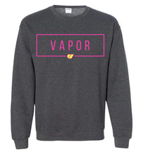 Load image into Gallery viewer, Vapor Rectangle Crewneck