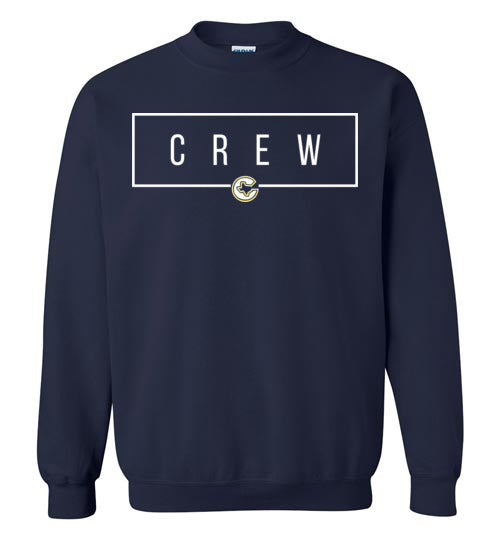 Crew Rectangle Crewneck