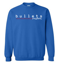 Load image into Gallery viewer, Bullets Mom Crewneck