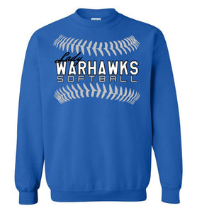 Lady Warhawks Seams Sweatshirt