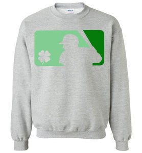 Lucky Baseball Crewneck