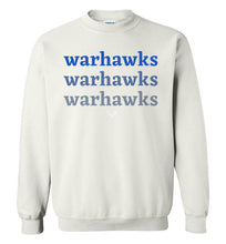 Load image into Gallery viewer, Warhawks Ombre Crewneck