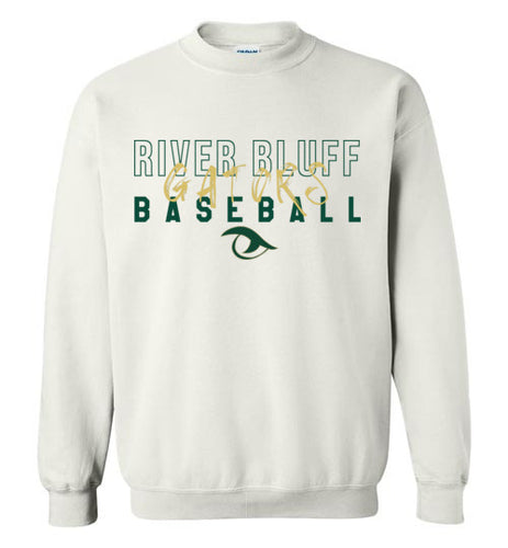 River Bluff Gators Baseball Sweatshirt