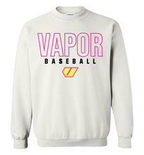 Load image into Gallery viewer, Vapor Outline Crewneck