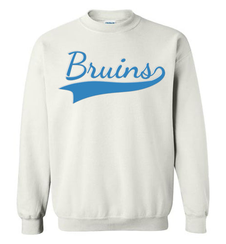 Bruins Tail Crewneck