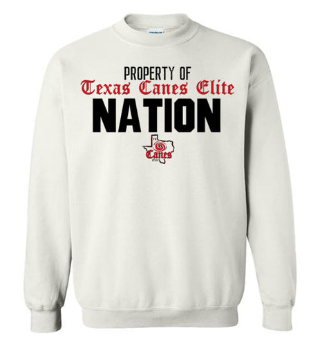 TCE Nation Crewneck Sweatshirt