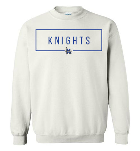 Knights Rectangle Crewneck