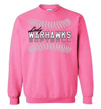 Load image into Gallery viewer, Lady Warhawks Seams Sweatshirt