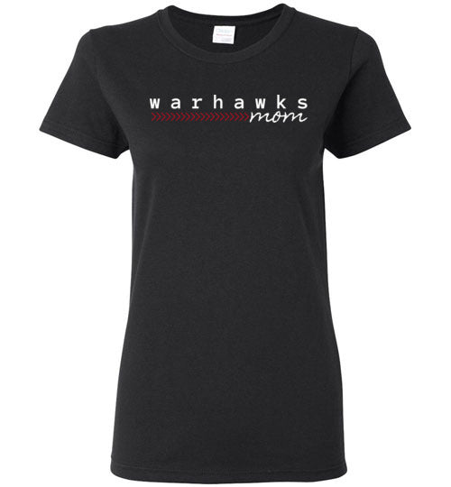 Warhawks Mom Ladies T-Shirt
