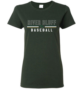 RB Baseball Ladies' Tee