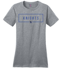 Load image into Gallery viewer, Knights Rectangle Ladies Tee