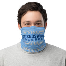 Load image into Gallery viewer, Friendswood Baseball Seams Neck Gaiter