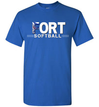 Load image into Gallery viewer, Fort Softball Tee
