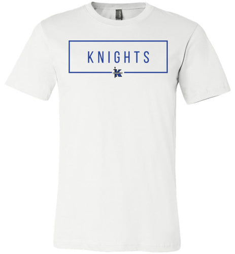 Knights Rectangle Tee