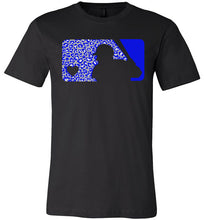 Load image into Gallery viewer, Love Baseball Leopard Warhawks Edition Tee