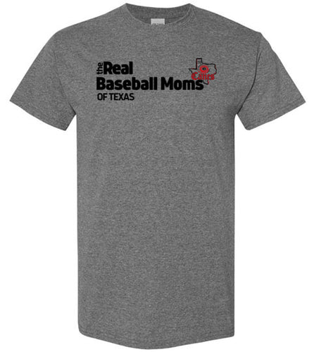 TCE Real Baseball Moms Tee