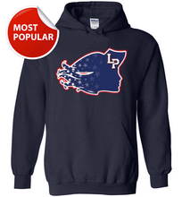 Load image into Gallery viewer, Lady Patriots Logo Hoodie