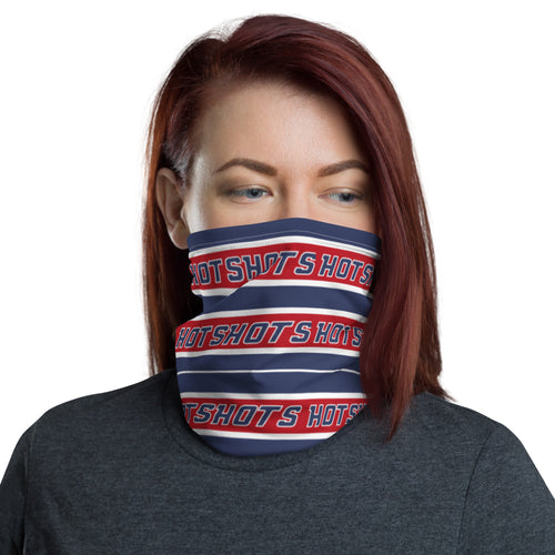 HotShots Striped Neck Gaiter